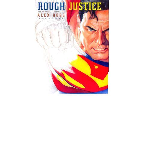 Rough-Justice---The-DC-Comics-Sketches-of-Alex-Ross