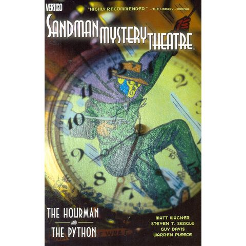 Sandman-Mystery-Theatre---The-Hourman-and-the-Python