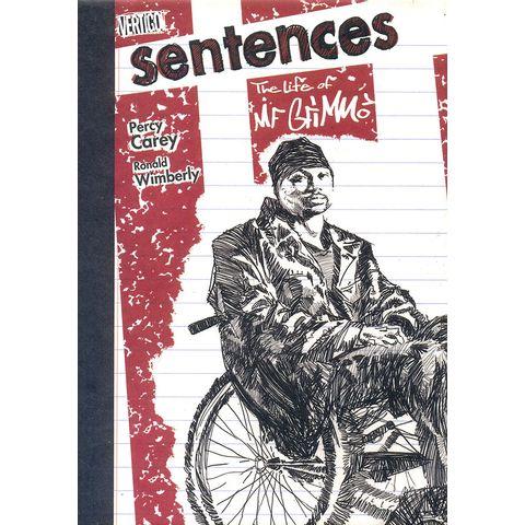 Sentences---The-Life-of-M.F.-Grimm--HC-