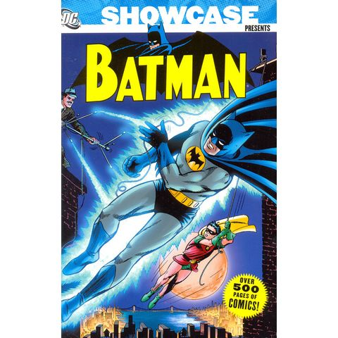 Showcase-Presents---Batman---Volume---1