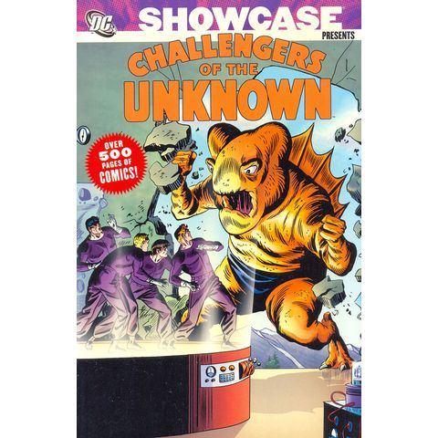 Showcase-Presents---Challengers-of-the-Unknown---Volume---2