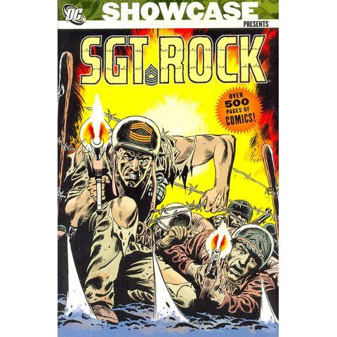 Showcase-Presents---Sgt.-Rock---Volume---1