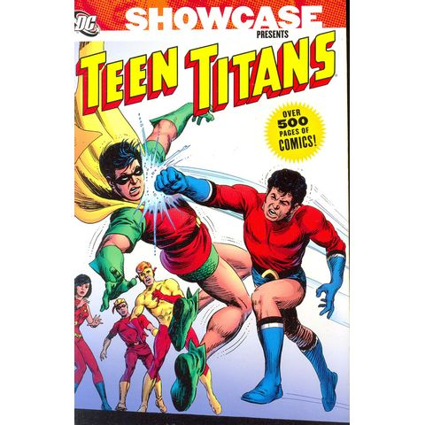 Showcase-Presents---Teen-Titans---Volume---2