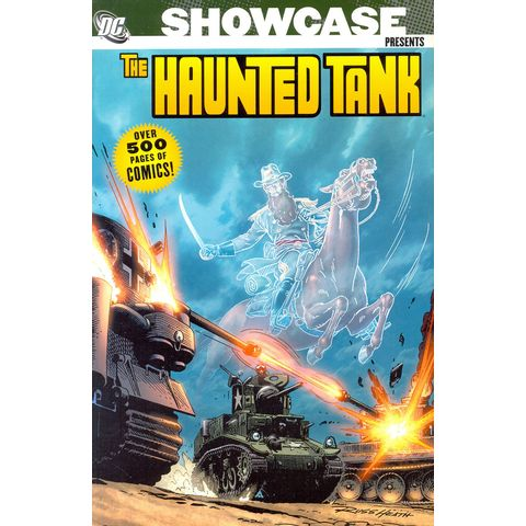 Showcase-Presents---The-Haunted-Tank---Volume---1