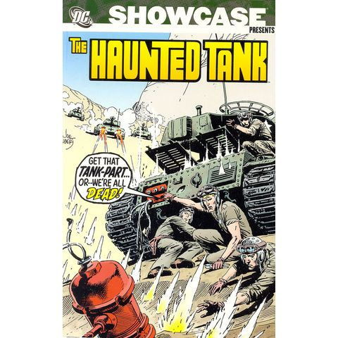 Showcase-Presents---The-Haunted-Tank---Volume---2