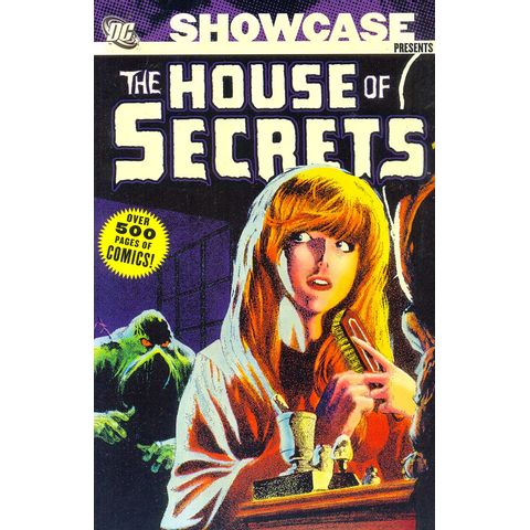 Showcase-Presents--The-House-of-Secrets---Volume---1