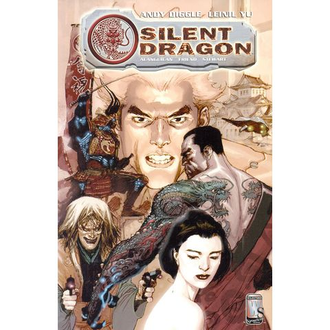 Silent-Dragon