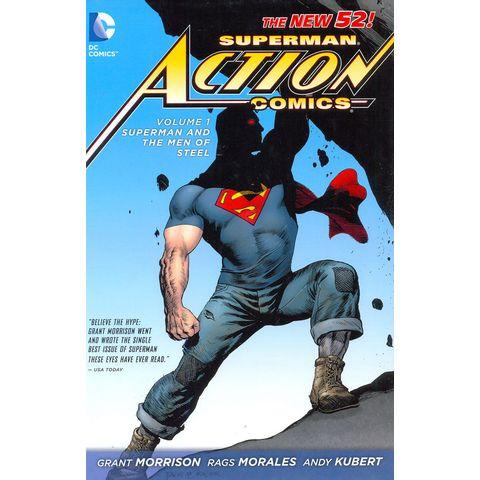 Superman---Action-Comics--HC----Volume---1