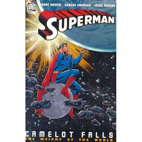 Superman---Camelot-Falls--HC----Volume---2