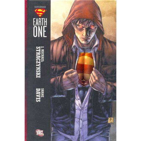 Superman---Earth-One--HC----Volume---1