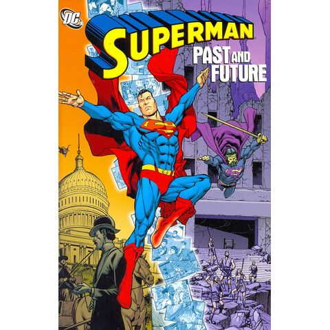 Superman---Past-and-Future