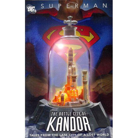 Superman---The-Bottle-City-of-Kandor