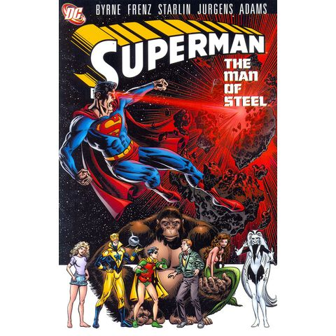 Superman---The-Man-Of-Steel---Volume---6