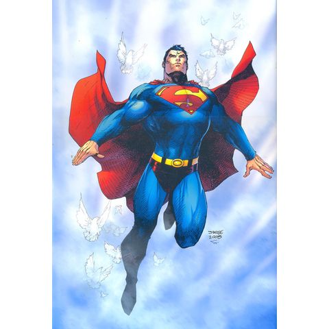 Superman-For-Tomorrow-HC--2009-DC--Absolute-Edition
