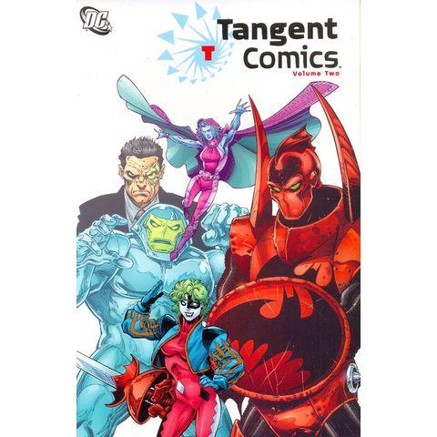 Tangent-Comics---Volume---2