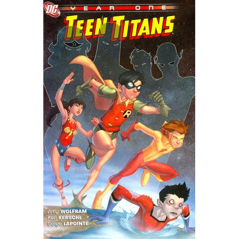 Teen-Titans---Year-One