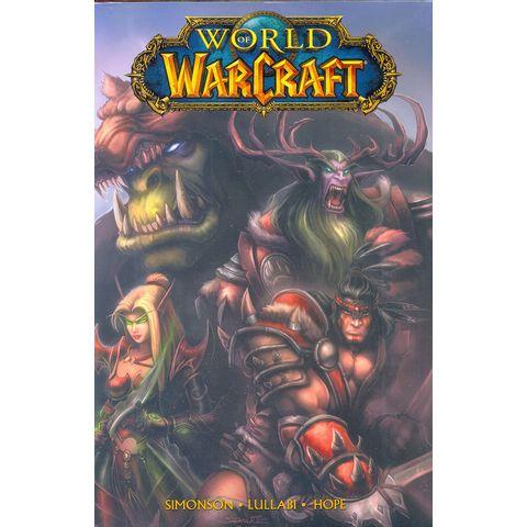 World-of-Warcraft--HC----Book---1