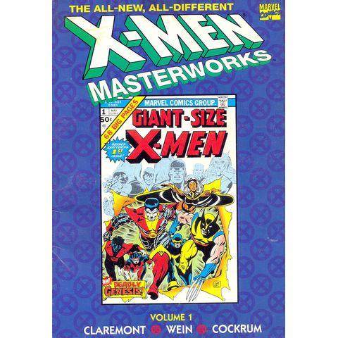 X-Men-Masterworks---Volume-1