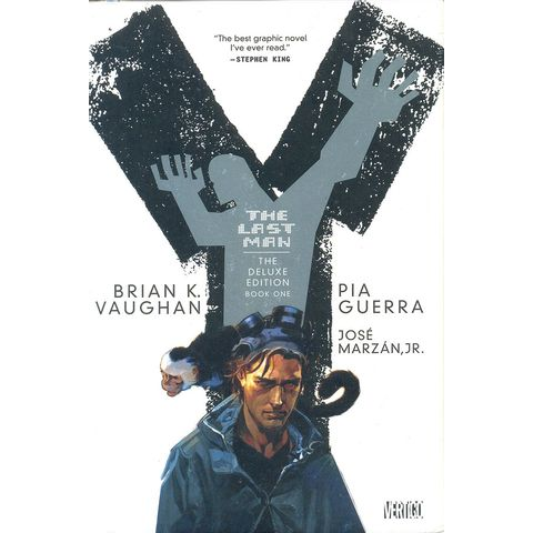 Y---The-Last-Man---The-Deluxe-Edition--HC----Volume---1
