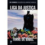DC-Comics---Colecao-de-Graphic-Novels---04---Liga-da-Justica---Torre-de-Babel