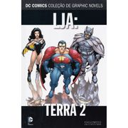 DC-Comics---Colecao-de-Graphic-Novels---13---LJA---Terra-2