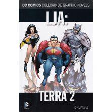 DC-Comics---Colecao-de-Graphic-Novels---13---LJA---Terra-2