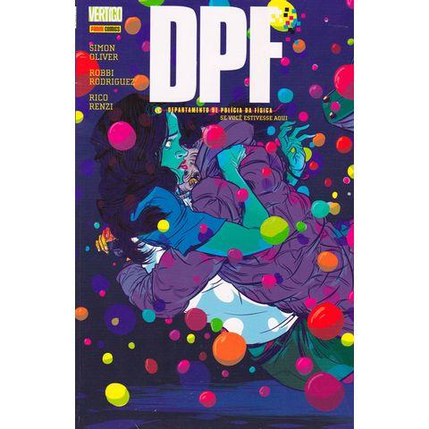 DPF---Departamento-de-Policia-da-Fisica---Se-Voce-Estivesse-Aqui