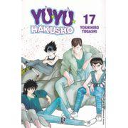 Yu-Yu-Hakusho---2ª-Edicao---17