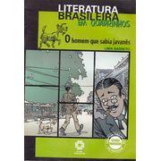Literatura-Brasileira-em-Quadrinhos---O-Homem-Que-Sabia-Javanes