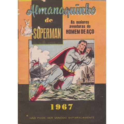 Almanaquinho-de-Superman-1967