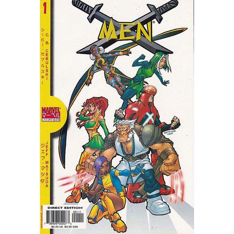 Marvel-Mangaverse---X-Men---Volume-1---1