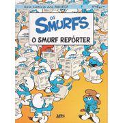 Smurfs---O-Smurf-Reporter