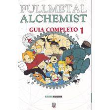 Fullmetal-Alchemist---Guia-Completo---Volume-1---2ª-Edicao
