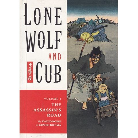 Lone-Wolf-And-Cub---Volume-1---The-Assassin-s-Road