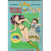 Return-of-Lum---Urusei-Yatsura---Trouble-X-Ten-TPB