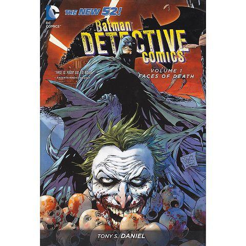Batman---Detective-Comics-HC---Volume-1---Faces-Of-Death