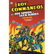 Boy-Commandos-By-Joe-Simon-And-Jack-Kirby-HC---Volume-1