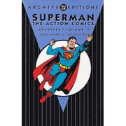 Archive-Editions---Superman-The-Action-Comics-HC---Volume-3-