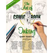 Art-Of-Comic-Book---Inking-TPB-2nd-Edition