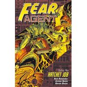 Fear-Agent-TPB---Volume-4-1st-Edition-