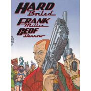 Hard-Boiled-TPB-By-Frank-Miller-And-Geof-Darrow-1st-Edition