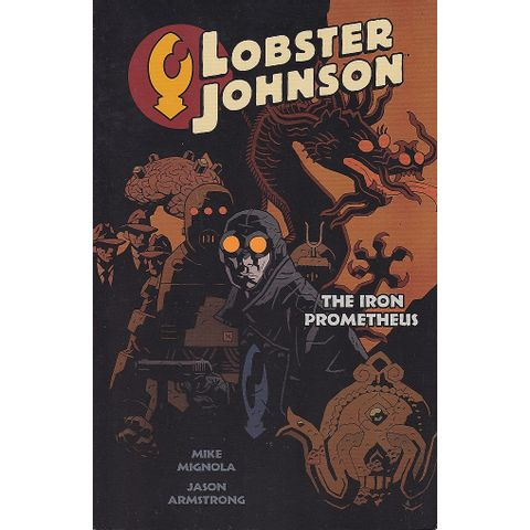 Lobster-Johnson-TPB---Volume-1