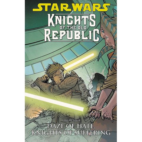 Star-Wars---Knights-Of-The-Old-Republic-TPB---Volume-4