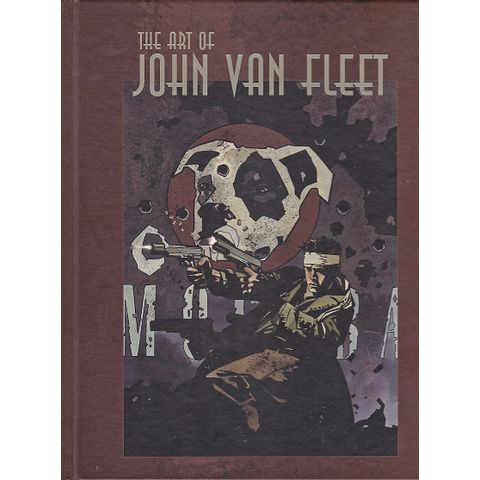 Art-Of-John-Van-Fleet-HC-