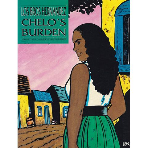Chelo-s-Burden-TPB-2nd-Print---Volume-2