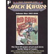 Complete-Jack-Kirby-TPB---Volume-1