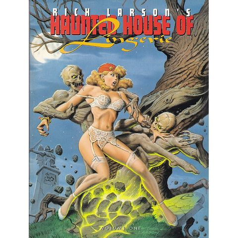 Haunted-House-Of-Lingerie-TPB---Volume-1