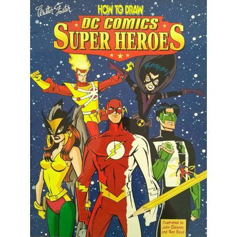 How-To-Draw-DC-Comics-Super-Heroes-TPB-