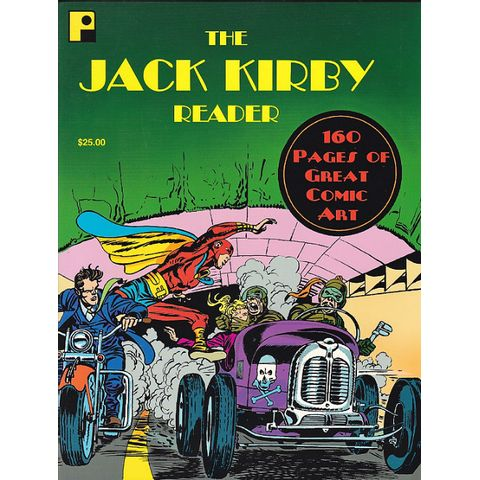 Jack-Kirby-Reader-TPB---Volume-1
