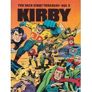 Jack-Kirby-Treasury-TPB---Volume-2